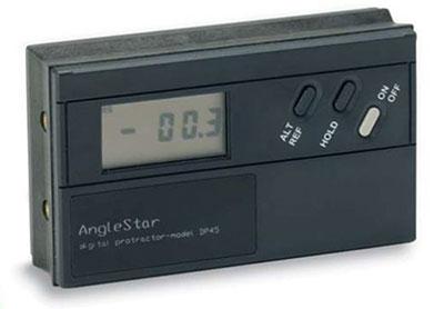 Anglestar digital protractor Image